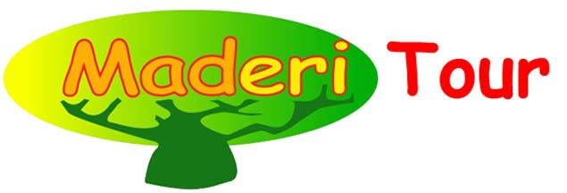 Logo de Maderi-Tour le réceptif de majunga